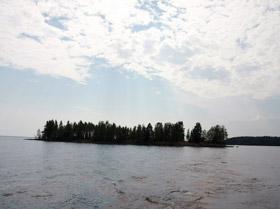 Эко-туризм на озере Янисъярви